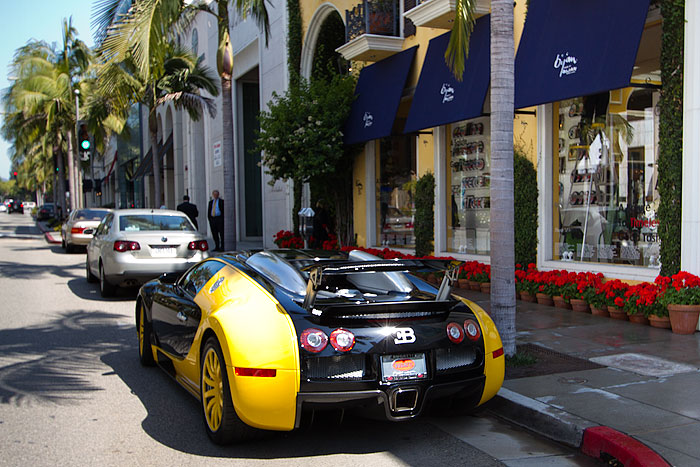 exceso en rodeo drive